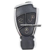 mercedes benz schlüssel schale großhandel-Modifizierte neue Smart Remote Key Shell Fall Fob 3B für Mercedes-Benz CLS C E S