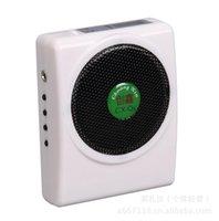 Wholesale Megaphone Speakers - Wholesale-69.Portable loudspeaker Card megaphone Radio Multifunctional Megaphone High-quality radio