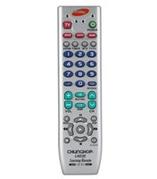 Wholesale Remote Controller Dvb - Wholesale- 1PCS Chunghop L403E Combinational Universal Remote Controller Learning remote control For TV SAT DVD CBL DVB-T AUX copy