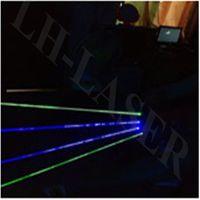 Wholesale Glove Dj - Green and Blue Color laser gloves wholesale party decoration laser led gloves,outdoor laser lighting show