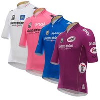 Wholesale Short Sleeve Bike Jersey Woman - Tour De Italy D'ITALIA 2017 short sleeve cycling jersey bicycle shirt bike Clothing Newest summer quick dry Ropa Ciclismo hombre E0801