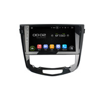 """Wholesale Dvd Stereo Navigation Nissan - Deckless CAPACTIVE 1024X600 HD screen 10.1"""" Android 5.1.1 Fit nissan x-trial Qashqai 2014 2015 Car DVD Navigation GPS Radio wifi obd2 player"""