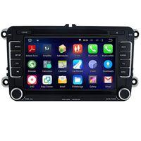 Wholesale Dvd Vw Sharan - 7'' Android 6.0 Car DVD Player For VW POLO(MK5) TIGUAN TOURAN EOS PASSAT CC SHARAN SCIROCCO