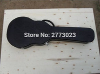 Wholesale Electric Lp Guitar - Not sell separately, Electric Guitar Hardcase in Black for LP Custom & Standard, ST TLStyle, Sale with guitar together