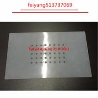 Wholesale iphone separator - 2pcs 11*19cm lcd Separator non-slip rubber mat mobile phone LCD touch screen separator skid rubber mat Repair Tools