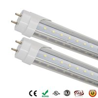 Wholesale LED tube light FT FT fluorescent lamp T8 G13 V Shaped V feet ft tubes warm cold white Hottest