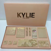 Wholesale Color Bug Set - Kylie Vacation Edition Collection Makeup set take me on vacation Send me more Nude Shinny Dip Ultra glow the wet set Lipgloss june bug