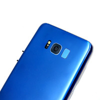 Wholesale Digital Cameras Phones - Goophone S8 Screen curved MTK6580 quad core 5.5 inch Android 5.0 1G 16G show 64GB fake 4G lte Unlocked Clone phone