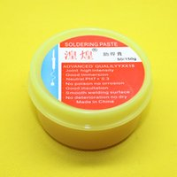 Vente en gros - TL-158 150g Advanced Environmental Rosin Soldering Solder Flux Paste Welding Gel Brand New