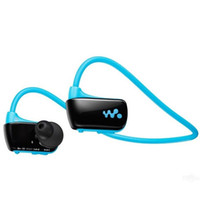 Wholesale Free Walkman - Wholesale- Free Shipping W273 Sports Mp3 player headset 8GB NWZ-W273 Walkman Running earphone Mp3 player headphone