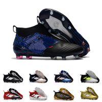 Wholesale ace boots resale online - 2017 Discount ACE PureControl FG Slip On Men s Soccer Shoes Boots Men Cheap Performance Ace Cleats Football Sneakers