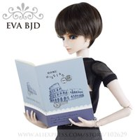 Wholesale Book Birth - 12 x 8.5 cm Exercise Book Reading notebooks for 1 2 1 3 BJD Doll Accessories Toy Tools Book Gift DAP008-01