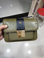 Wholesale Genuine Leather Fringe Handbags - bags handbags women famous brands Embroidered bag fringe crossbody shoulder strap bag luxury designer leather top-handle bags