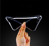 Wholesale Iphone 5c Cases For Cheap - Cheap crystal clear soft shell for iphone5,5s,5c,SE ,6,6s,6plus,6splus,7,7plus Ultrathin transparent TPU case