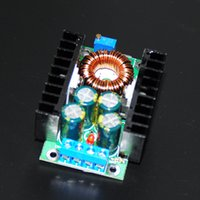 Wholesale Module Tv - 300W 9A 5-40V to 1.2-35V DC-DC Buck Step-Down Converter Power Supply DC Step Down Module Adjustable Voltage Regulator LED Driver