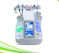 Wholesale Therapy Machine Sale - 6 in 1 oxygen therapy facial crystal microdermabrasion skin care whitening machine for sale