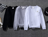 Wholesale Cheap Character Hoodies - Europe and the trend of ripndip in men and women sweater cheap cat cat Hoodie pocket to Harajuku cartoon character male sweater