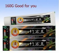Wholesale Bright White Teeth - The king of bamboo charcoal toothpaste bad breath Tartar very well The tone pure and fresh and natural Strong and bright white teeth