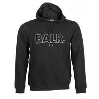 Wholesale Cool Men Sweaters - B&W BALRED Casual Unisex Hoodies Sweatshirt Cool Hip Pop Pullover Mens Sportwear Coat Jogger Tracksuit Fashion Balr Sweater