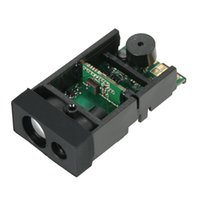 Wholesale distance module resale online - Freeshipping m ft Laser Distance Measuring Sensor Range Finder Module Diastimeter With Single Continuous Measurement Functions