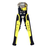Wholesale Hand Crimp - Cable Wire Stripper Automatic Adjustable Crimping Tool Cable Wire Outlayer Stripper Cutter Peeling Pliers repair hand tools diagnostic-tool