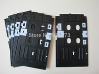 Wholesale Epson Tray - Wholesale- 10pcs Inkjet PVC card tray for epson R260 R265 R270 R280 R285 R290 R380 R390 Rx680 T50 T60 A50 P50 L800 L801 Px635 Px650 Px660