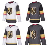 Wholesale Vegas Golden Knights New Team Custom Hockey Jersey Men s Jersey Stitched Embroidery Hockey Jerseys Any Name and Any Number