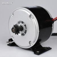 Wholesale Electric Scooter Dc Motor - MY1016 24V DC 250W Electric Scooter Bicycle Brushed Motor High Speed Ebike Conversion Kit 13.7A 2650RPM 5.0N.m With 25H Sprocket Bike Parts