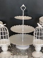 Wholesale Tier Handles Heavy - 3 tiers crown Cake Stand Handles Cake Stand Fittings 3-Tier crown VERY HEAVY and STRONG O#A01