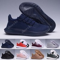3d Designers Pas Cher Pas Cher-Vente en gros New Colo Tubular Shadow 3D Breathe Classical Men Women Sneakers Chaussures Cheap Respirant Casual Walking Designer Trainers Chaussures 5-10