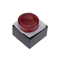 Wholesale Violin String Wholesalers - High Quality Gold Red Rosin Resin for Violin Viola Cello with Wooden Box Designed for String Instrument