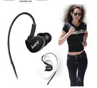 estúdios universal venda por atacado-Fones de ouvido intra-auriculares Moda Esporte em execução Fones de ouvido Estúdio de música Fones de ouvido para celular universal
