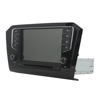 Wholesale inches phone for sale resale online - Hot sale inch Andriod Car DVD GPS for VW Passat with Steering Wheel Control Dua Zone Radio BT Function