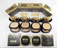 Wholesale Make Up Loose Powder - 2016 dhl Kylie double face powder profession makeup Studio Fix Powder Plus Foundation press make up face powder 4 colors