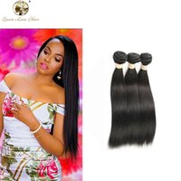 Cheap hair weave websites free shipping hair weave websites qlove 7a thick malaysian straight hair 3 bundles maylasian hair weave bundles hair weave website pmusecretfo Images
