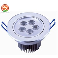 Wholesale 15w 5x3w - Led Ceiling Light 5X3W High Quality Dimmable 110V 220v Non-dimmable 15w 85-265V LED Down light Indoor Lighting 100PCS lot