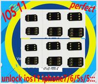 Wholesale Sim Unlocking Device - TOP NEWEST Powerful Blacksim heicard Iphone Unlock Sim. Plug N Play IOS 10.3.2 3 IOS 11 beta supported GPPLTE 4G+ R SIM PLUS