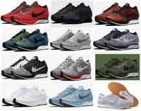 Wholesale Newest Casual Shoes - Drop Shipping Newest Racers 1 2018 Men Women Casual Gazelle Presto Red Black Green White Lightweight Breathable Walking Hiking Shoes 36-45