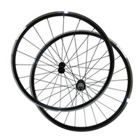 Super Light Kinlin XR270 Rodas de bicicleta Road Powerway R13 Hub Liga Bike Wheelset Rodas de liga leve