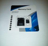 Wholesale 32gb Micro Sd Flash Card - 256GB 128GB 200GB 64GB 32GB Micro SD SDXC Memory Card TF Flash Class 10 FREE SD Adapter Retail Package
