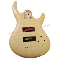 Wholesale diy guitar body - wholesale Afanti Music DIY Bass DIY Electric Bass guitar Body (ADK-159)