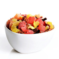 Wholesale dried fruit tea - Chinese Dried Herbal Fruit Tea Health 300g, China Flower Fruit Tea Blend Slimming Benefits