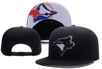 Wholesale Toronto Blue Jays Hats Cheap - 2017 Toronto Adjustable Blue Jays Snapback Hat Thousands Snap Back Hat For Men Basketball Cap Cheap Hat Adjustable men women Baseball Cap