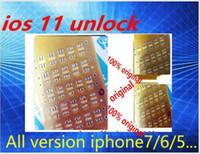 Wholesale Golden Pro - NEWEST GOLDSIM 4G GOLDEN SIM GOLD CHIP Unlock all IOS10.3.3 IOS 11 for all iPhone carriers NETER AIR GPP LTE4G pro blacksim GPPLTE onesim