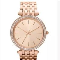 Wholesale Nurse Watch Butterfly - Ultra thin rose gold woman diamond flower watches 2017 brand luxury nurse ladies dresses female Folding buckle wristwatch gifts for girls