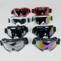 Wholesale Gafas Ski - motorista gafas off road motocross ktm glasses motorcycle goggles snowboard glasses men snowboard ski goggles moto helmet goggle
