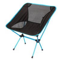 Wholesale Bear Stool - Super-light Breathable Backrest Folding Chair Portable Beach Sunbath Picnic Barbecue Camping Fishing Stool Load Bearing 150 kg