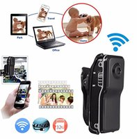 Spy Mini Caméra Wifi Hidden HD P2P Caméra sans fil Enregistrement de sécurité IP CCTV Android iOS Camcorder Video Webcam