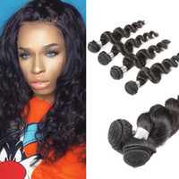 formula pc with best reviews - Uglam Brazilian Loose Wave Top Quality Brazilian Virgin Hair Weft 100% Human Hair Weaves 2 Pcs Free Shipping 10-30 Inches Sexy Formula Hair