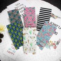 ingrosso titolari di libri-Acrilico Lilly Desk Stand Blanks all'ingrosso Cactus Flower Book Holder Flamingo Docking Stand in 6 colori DOM106651